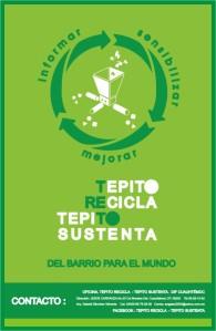Grupo Recicla Sustenta, colectivo Arttextum