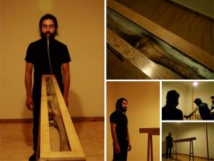 Leonel Vásquez, artista Arttextum