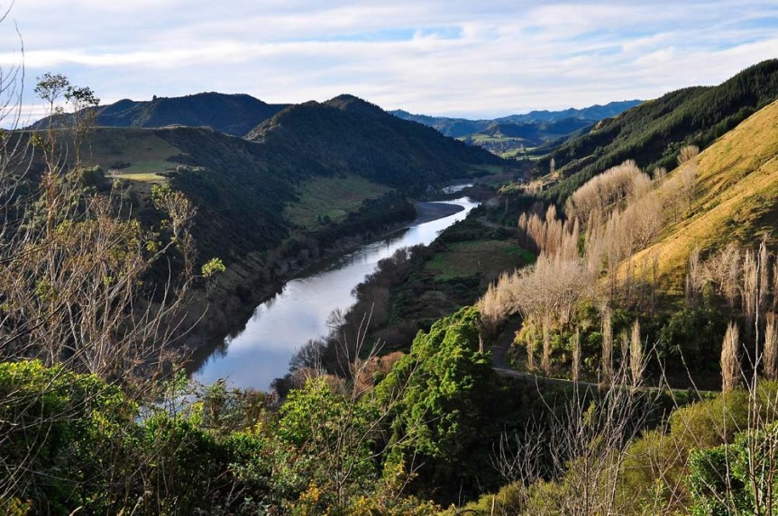 La naturaleza es un ser vivo y los ríos,¡personas!