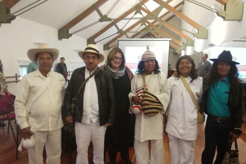 Conocimiento ancestral indígena declarado patrimonioinmaterial