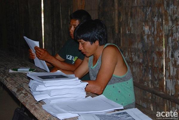 Imagen tomada de acateamazon.org
