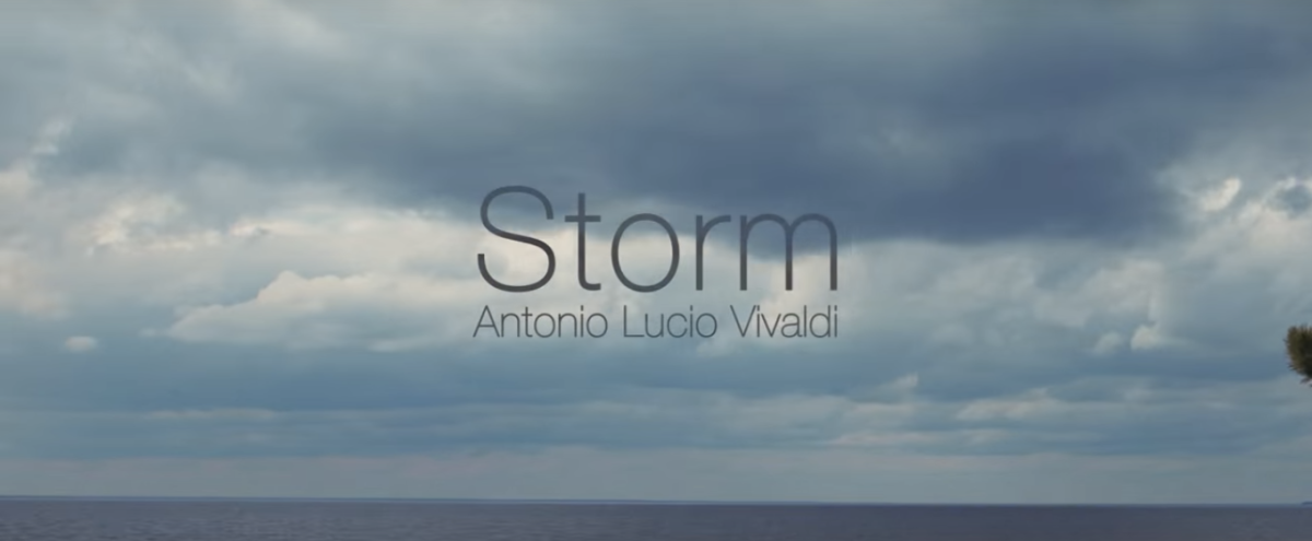 "Antonio Vivaldi The Four Seasons. Summer–""STORM""(III part) B&B project (bandura and button accordion)"