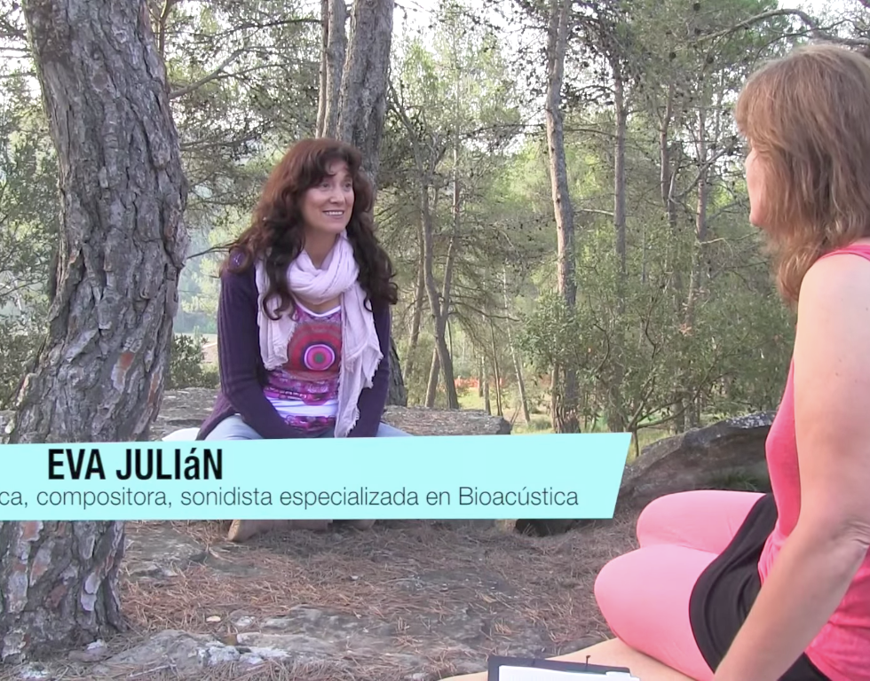 SONIDOS DE LA TIERRA / SOUNDS OF THE EARTH con Eva Julian