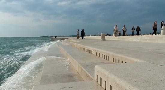 Arquitecto croata diseña un órgano que convierte las olas del mar enmúsica