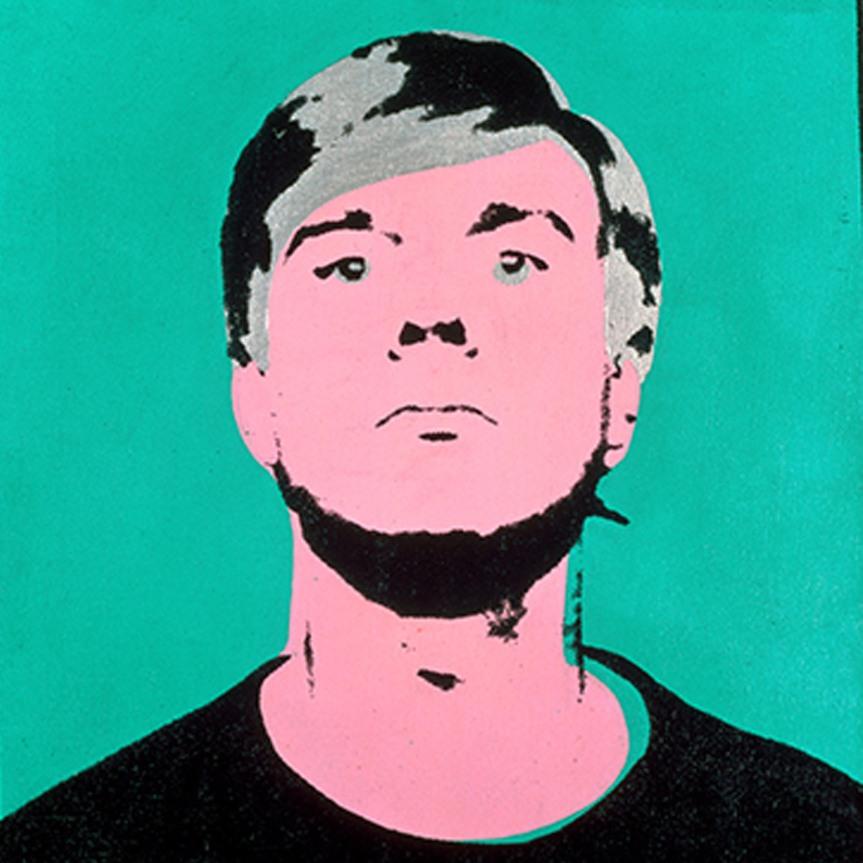 """La fama, la muerte y el arte. Exposición de Andy Warhol """"EstrellaOscura"""""""