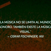 Celebrating the 117th birthday of the influential filmmaker and visual artist Oskar Fischinger