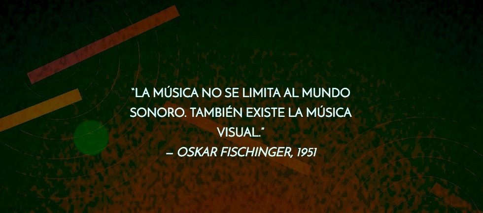 Celebrating the 117th birthday of the influential filmmaker and visual artist Oskar Fischinger