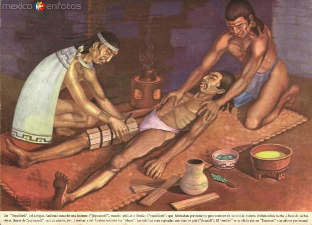 5 lecciones de la medicina prehispánica sobre la concepción de lasalud