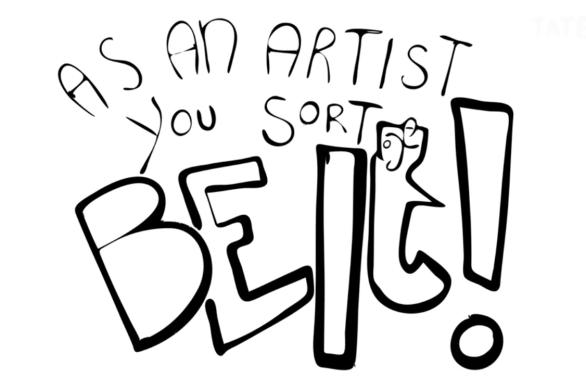 Grayson Perry | Think Like an Artist | TateShots