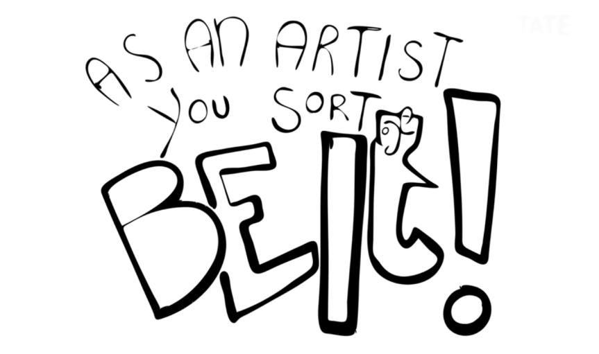 Grayson Perry | Think Like an Artist |TateShots