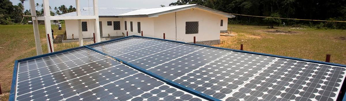 Objetivo de desarrollo sostenible: Garantizar el acceso a una energía asequible, segura, sostenible y moderna para todos