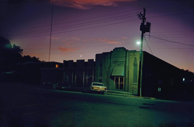 William Eggleston: Who's Afraid of Magenta, Yellow and Cyan?